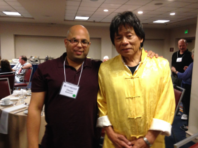 Dr. Kam Yuen and Chaim Alexander